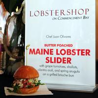 lobster shop